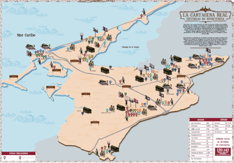 la-real-cartagena-map-