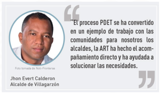 PDET quote