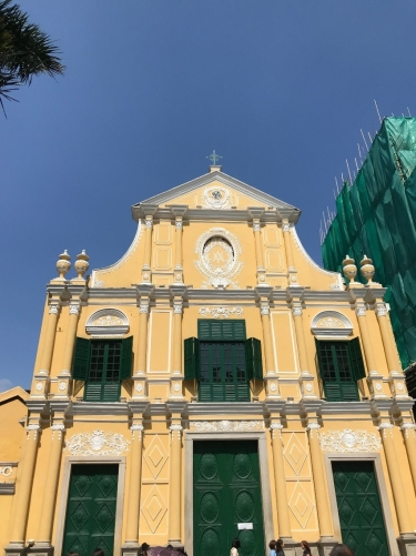 Church of St Dominic, Macau